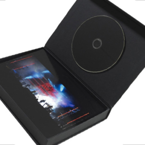 CD DVD Box Sample Application