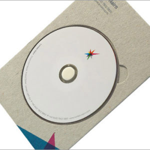 CD Spider On Tray